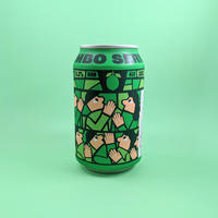 Mikkeller / Limbo Series Lime / Non-Alcoholic Beer / 0.3% / 330ml