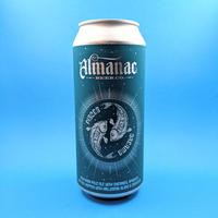 Almanac / Pisces Dreams / Sour IPA / 7.2% / 473ml