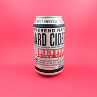Reverend Nat's Hard Cider / Revival Hard Apple / Cider / 6% / 355ml