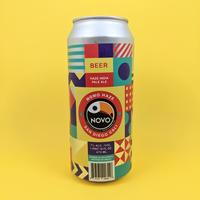 Novo Brazil / Momo Haze / Hazy IPA / 7% / 473ml