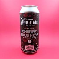 Almanac / Cherry Sournova / Barrel Aged Sour / 5.8% / 473ml