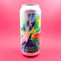 Strathcona / Beautiful / Mosaic Pale Ale / 5% / 473ml