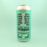 Interboro / Can It Be All So Simple? : Vic Secret / IPA / 6.5% / 473ml