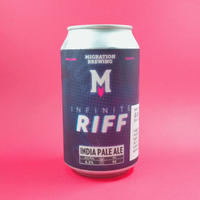 Migration / Infinite Riff / India Pale Ale / 6.2% / 355ml