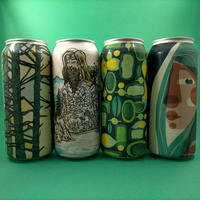 Collective Arts / Hazy State / DDH IPA / 4.1% / 473ml