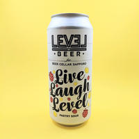 Level Beer / Live Laugh Level / Pastry Sour / 7% / 473ml