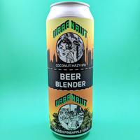 Urbanaut / Coconut Hazy IPA×Pineapple Sour / Beer Blender / 6% / 500ml
