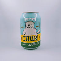 behemoth / Chur / NZ Pale Ale / 5.5% / 330ml