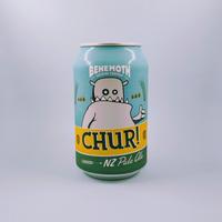 behemoth / Chur / NZ Pale Ale / 5.5% / 330ml
