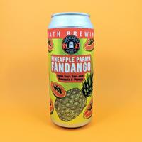Toppling Goliath / Pineapple Papaya Fandango / Kettle Sour / 5% / 473ml