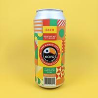 Novo Brazil / The Mango IPA / IPA with mango / 7% / 473ml