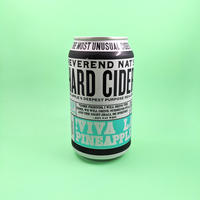 Reverend Nat's Hard Cider / Viva La Pineapple / Cider / 5% / 355ml