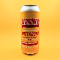 Interboro / Premier IPA / Hazy IPA / 6% / 473ml
