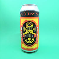 Grimm / Body Mechanic / West Coast Style Pale Ale / 5% / 473ml