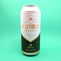 Old Town / Old Town IPA / India Pale Ale / 6.1% / 473ml