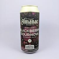 Almanac / Raspberry Sournova / Barrel Aged Sour Ale / 5.5% / 473ml