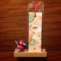 しおり 乙姫箱ひろよ お花の妖精学校/初等部の少女 2018for花蓮 HANDandHEART
