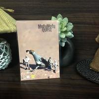 ポストカード モフクエ/砂漠を越えるカンムリウズラ 2018for花蓮 HANDandHEART