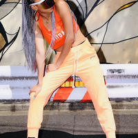 ViiDA crush pants(orange)
