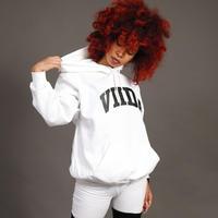 ViiDA ARCHE hoodie(White)
