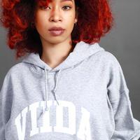ViiDA ARCHE hoodie(grey)