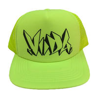 ViiDA graffiti cap(yellow)