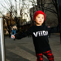 ViiDAスウェット(black)