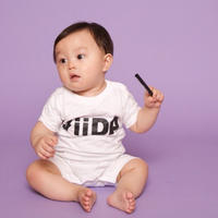 ViiDAbaby ロンパース (white)