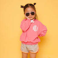 KIDSパーカー(pink)