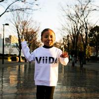 ViiDAスウェット(white)