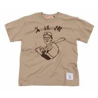 野球選手Tシャツ