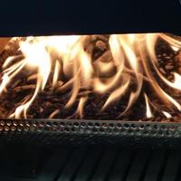 月間レンタル: 薪ストーブ用ペレット燃焼カゴ NEN(燃-ねん)