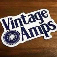 Vintageロゴステッカー