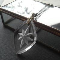 ヴィンテージ STAR(八芒星)インタリオ クラシカルネックレス