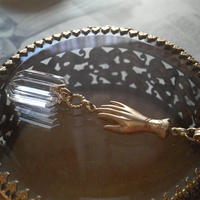 ヴィンテージ ArtDeco/Victorian-Hand ネックレス