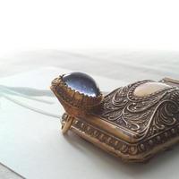 ヴィンテージ カラーチェンジ Gorgeous指輪