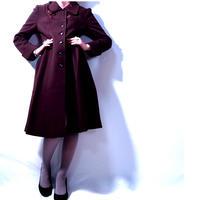 Flare Silhouette Coat