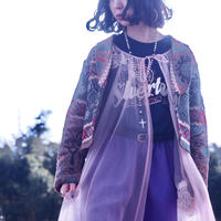 Ethnic Pattern Gobelins Jacket