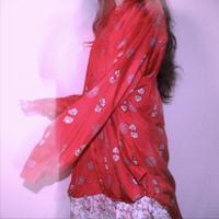 China Pattern Silk Shirt