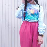 Print Long T-shirt