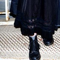 Design Satin Skirt