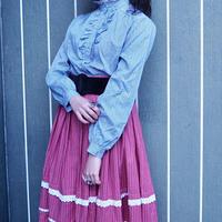 Lace Tyrol skirt