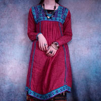India Cotton Tunic Dress