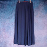 Grayish-blue European Skirt