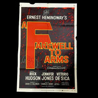Ernest Hemingway's A Farewell to Arms (1957)
