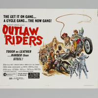 OUTRAW RIDERS(1971)