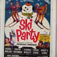 SKI PARTY(1965)