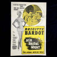 Her Bridal Night (The Bride is Much Too Beautiful) (1956)