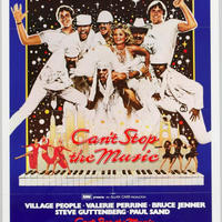 CAN'T STOP THE MUSIC(1980)