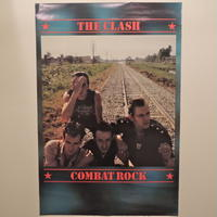 THE CLASH/COMBAT ROCK(1982)